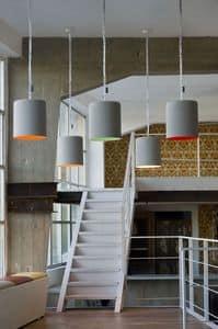 Picture of Matt Bin Cemento, ceiling-lamps