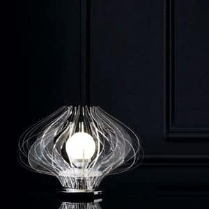 Picture of Medusa, elegant lamp