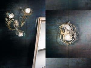 Picture of Musa applique, elegant lamps