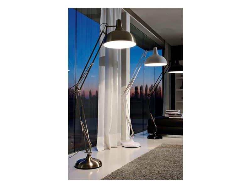 p100x210 nazka free standing lamp living room idfdesign. Black Bedroom Furniture Sets. Home Design Ideas
