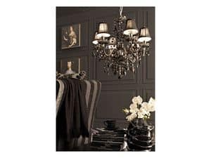 Picture of P114X158 Vanity, suspended lamps