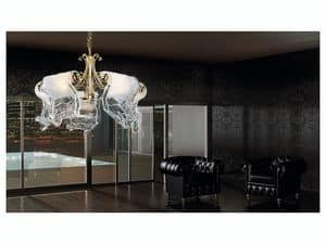 Picture of Poeme chandelier, ceiling lamps