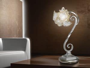 Picture of Rose table lamp, desk lamp