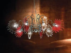 Picture of Scuba chandelier, design lamps