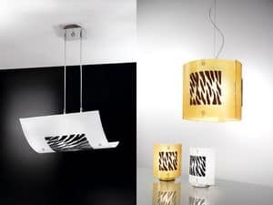 Picture of Tigre suspended lamp, suspended lamps