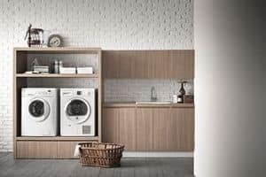 Picture of Idrobox 01, modular furniture for laundry