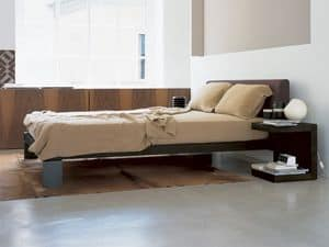 Picture of Thai, upholstered bed