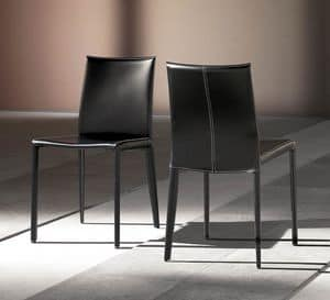 Picture of Iara chair, upholstered modern chair