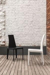 PARADISE SE601, Modern chair for bars and restaurants