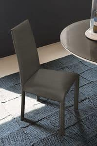 Picture of Vodka, leather upholstered chair