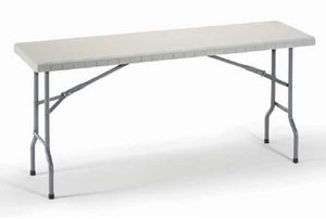 Clip, Folding table for catering