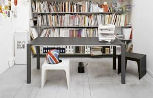 Sushi, Extendable design table, innovative and long-lasting