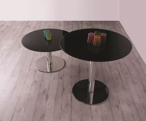 Zeus, Height adjustable table with gas mechanism