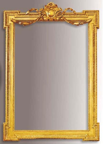 Frame In French Empire Style For Classic Villas IDFdesign