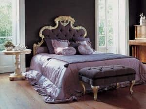 Art. 1190, Padded bed for classic style bedrooms