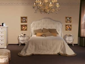 Picture of Art. 133 bed, suitable for classic style bedrooms