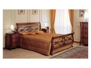 Picture of Art. 294/T '700 Francese, baroque beds