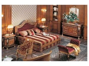 Picture of Art. 3020, solid wood bed