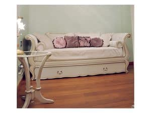 Picture of Art. 3134/B Arianna, solid wood bed