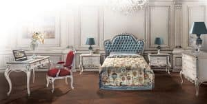 Picture of Art. 3260, classic style wooden beds
