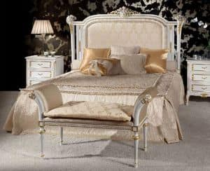 Art. 355, Classic double bed ideal for hotels