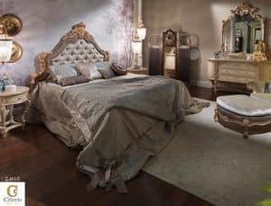Citterio Fratelli, Bedrooms