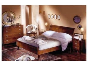 Picture of Classic bed Kori, classic style beds
