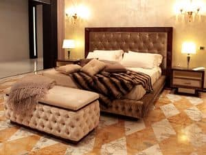 Picture of Dolce Vita bed 3, baroque bed