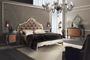 R89 / bed, Bed for luxurious double bedrooms