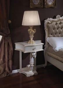Picture of 3645 BEDSIDE TABLE, classic-style-nightstands