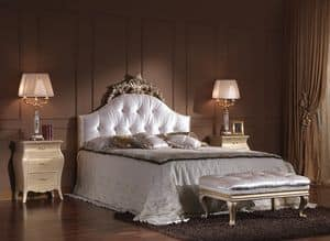 Picture of 713 BEDSIDE TABLE, luxury classic nightstands