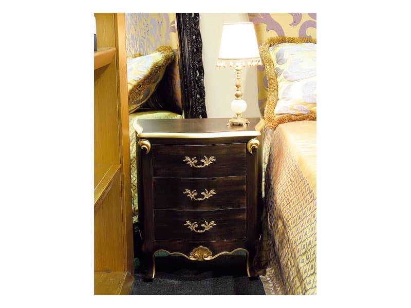 Art. 1786, Wooden nightstands Hotel