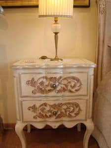 Picture of Art. 300 Expo', luxury classic nightstands