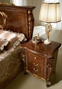 Picture of Donatello nightstand, suitable for hotels