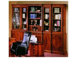 Picture of 1000/L, wooden bookcases