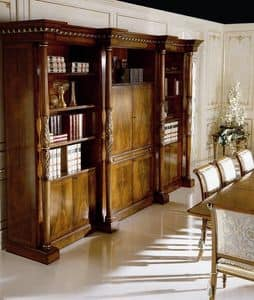 Picture of 1071, classic-style-bookcase