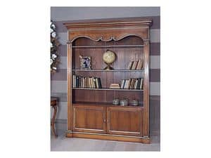 Picture of 2007, elegant bookcases
