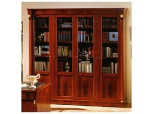 Picture of 600/L, hand worked bookcase