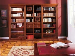 Picture of Album Bookcase 2, hand worked bookcases