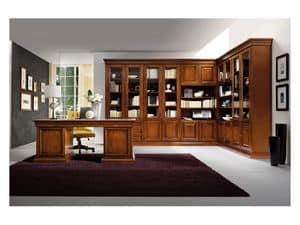 Picture of Art.0742/L, luxurious bookcases