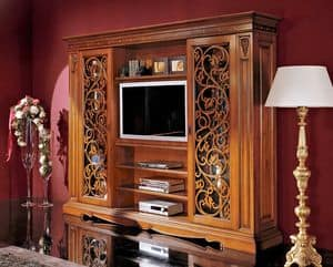Picture of Art. 1450V2, classic style bookcases