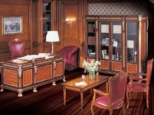 Picture of Art. 2070, classic style bookcases