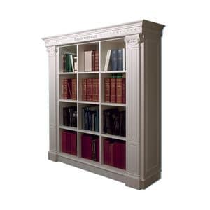 Picture of Bookcase ClassMode, wooden bookcases