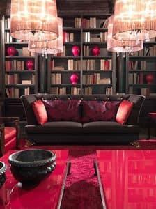 Picture of Libreria Fidia Weng�, precious bookcases
