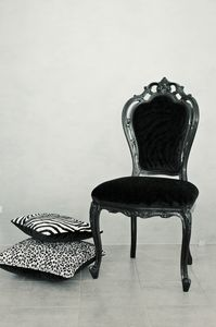 Picture of 346 Black, classic-style-chair