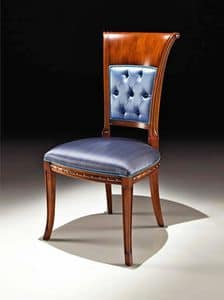 Picture of Art. 1022SW/S, classic style chair