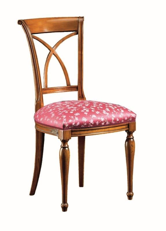 chair in luxurious classical style for dining rooms