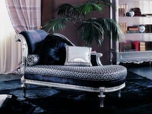 Picture of 3145, stuffed chaise longue