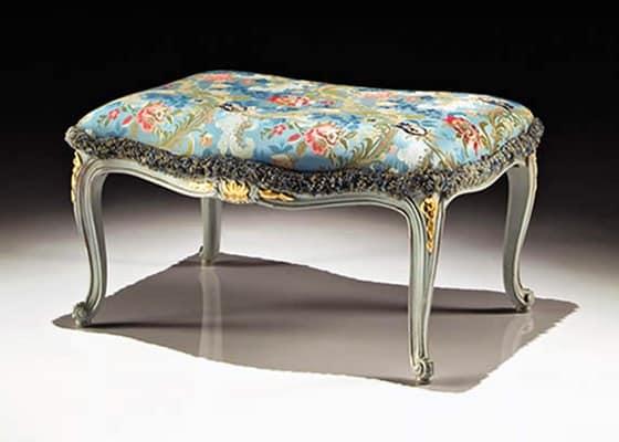 Sofas stuffed seats chaises longues classic style idf for Chaise longue classic design italia