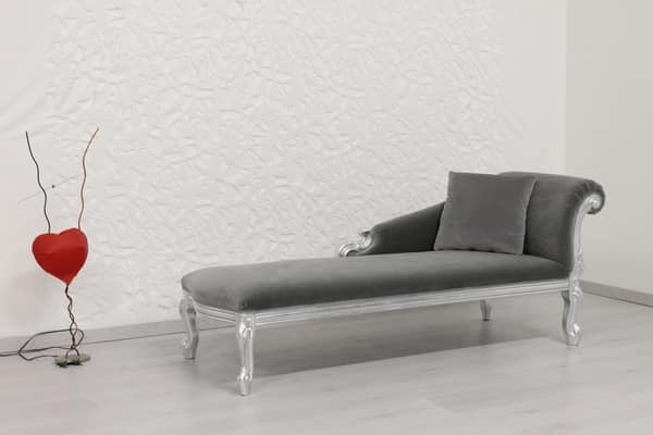 Cleopatra for Chaise longue classic design italia